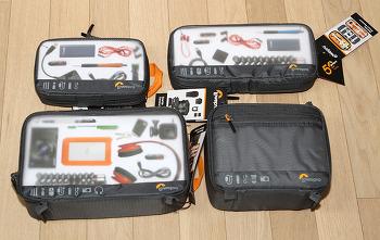 로우프로 GearUp 카메라박스 파우치 악세서리 케이블 보관