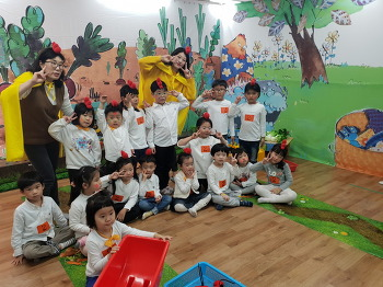 신백초병설유치원 학부모참여 공개수업