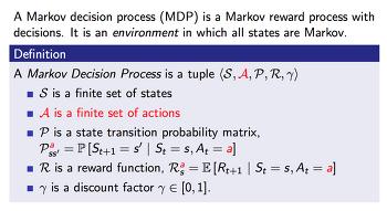 RL (강화학습) 기초 - 4. Markov Decision Processes (2)