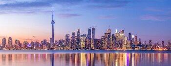 캐나다 토론토Toronto 1일 여행 경비 계산, 날씨 [캐나다 배낭여행 비용]