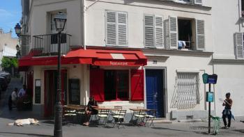 Paris 16_낮잠