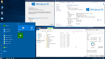 Windows 10 Pro for Workstations RS5 by G.M.A. (x64) (Ru) [v.06.12.18] 한글화