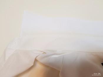 흰 셔츠, 와이셔츠의 누런 때 제거하는 방법(과탄산소다)