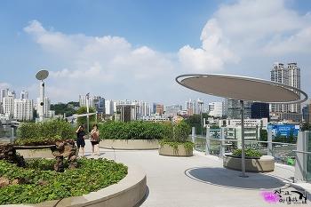 남대문시장과 서울로7017