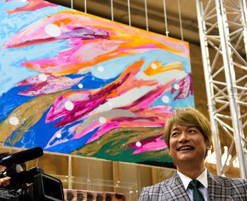 SMAP 스맙 카토리 싱고 루브르 박물관 개인전 오픈 香取慎吾