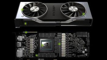Nvidia TU102/TU104 분석. (2018.08.22. update)