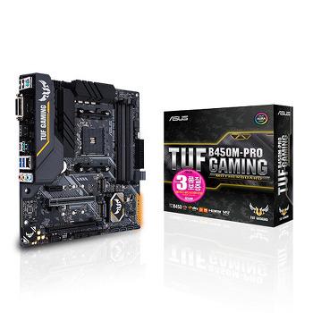 [STCOM] 견고한 내구성과 효율적인 냉각 및 전력 공급을 자랑하는 강력한 AMD 메인보드, TUF B450M-Pro Gaming 출시