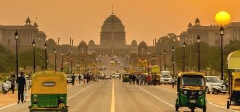 인도 뉴델리New Delhi 1일 여행 경비 계산, 날씨 [인도 배낭여행 비용]