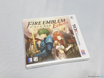 파이어엠블렘 에코즈(Fire Emblem Echoes) - 또 하나의 영웅왕
