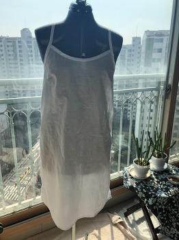 나를 위한 여성복 만들기-심플 슬립