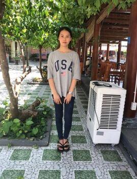 도 티 닌 트 베트남 여성을 소개합니다.