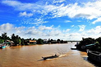 베트남 메콩강과시내 7ㅡ4