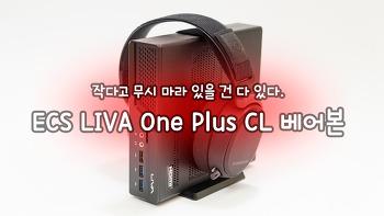 코잇 ECS LIVA One Plus CL 베어본