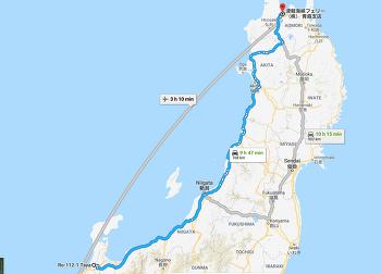 2018년 8월 일본 홋카이도 라이딩 4 이시카와 - 아오모리