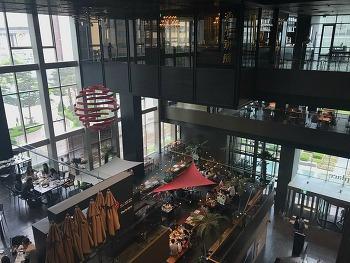 서울 데이트코스 광화문 디타워 맛집을 가보자