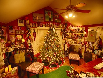 바탕화면 무료 배경화면  Classic Christmas HD Wallpaper  무료 배경 이미지