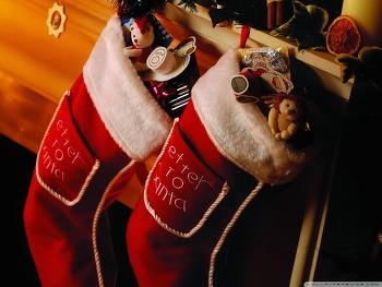 배경화면 바꾸기  Christmas Morning Presents HD Wallpaper 무료 배경 이미지