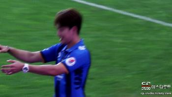 [18.08.25] 세븐(SE7EN) 축구공 나눔 직캠 @ 울산문수축구경기장 by 아스타로트
