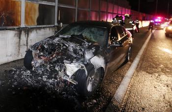 BMW 리콜 안전불감증, BMW 520d 화재는 되고 갤럭시노트7 발화는 안되고??