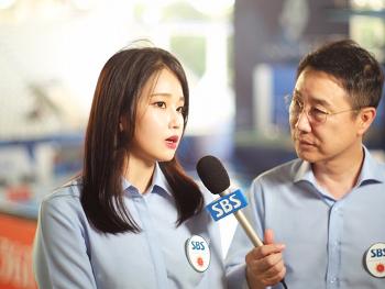 """""""국가대표 출신 스포츠 아나운서가 되고 싶어요"""" 자카르타 아시안게임 SBS수영 해설위원 김수연"""