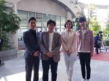 권혁중 평론가 <국회방송 tv도서관에가다> 출연