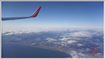홋카이도 여행 5일차 ; 무로란-신치토세공항-청주공항-집
