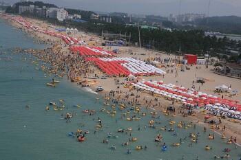 강원 동해안 93개 해수욕장 7월6일부터 순차적 개장