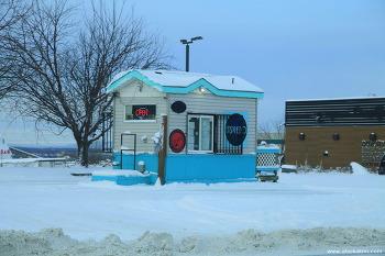 """알래스카 """" 아름다운 눈의 도시 """""""