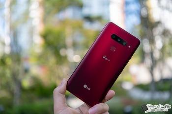 LG V40 ThinQ, 즐길만한 재미 가진 기능들