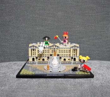 #84 - 21029 - 버킹엄 궁전