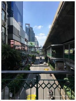 태국 3일째 시암파라곤 맛집 laem charoen(램자런) 씨푸드 음식점에서..