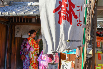 오사카여행 - 청수사, 청수판