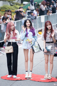 [PHOTO] 180511 뮤직뱅크 - 여자친구 by Girls Grapher