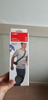 쟈비 울트라핏 슬링 스트랩 joby ultra sling strap 개봉기