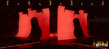 군계일학 무대 디자인 - Taylor Swift's Reputation & The 1975's Brit Awards