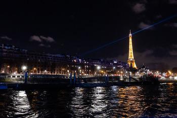 파리 세느강 야경 투어