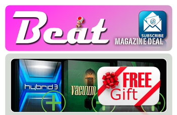 Beat Magazine 유료 가상악기 3개 무료 배포 이벤트 ( 2018년 9월 15일까지 )
