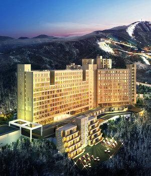 삼성 스마트 무선랜 호텔 아트리움 평창, 삼성 Wall Plate AP 구축 사례