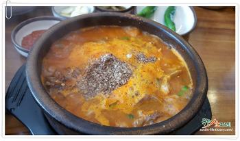 순대국 맛집 진천 토종순대국, 청라국제신도시 2호점