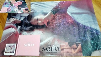 [18.11.17] UNBOXING ALBUM 블랙핑크(BLACKPINK) 제니(JENNIE) SOLO(솔로) by 여금