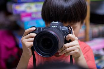 국내 최초 실사, 캐논의 첫 풀프레임 미러리스 카메라 EOS R 리뷰 (1편)