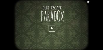 CUBE ESCAPE PARADOX 후기 (공략)-스포있음