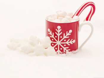ppt 배경 컴퓨터 바탕화면 Hot Chocolate, Snow HD Wallpaper 무료 배경 이미지