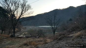 [배스낚시 2019년 03월중-충북 옥천 안내면 장계리 대청호]3-5미터