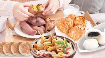 호떡, 붕어빵, 어묵… 추울 때 생각나는 겨울 간식
