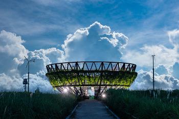 상상을 현실로! 하늘 사진 합성법