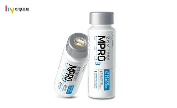 프로바이오틱스와 프리바이오틱스를 한 병에 담았다! 장케어 프로젝트 MPRO3 출시!