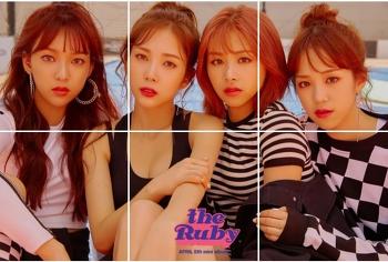 에이프릴 (April) the RUBY (더 루비) 16일 발매