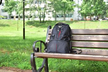편한 가성비 DSLR, 미러리스 카메라 가방 백팩 추천 여행자를 위한 선택