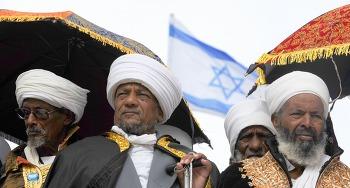 검은 유대인을 구출하라-모사드의 모세 작전